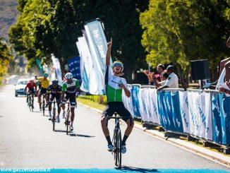 Matteo Sobrero concede il bis in Sudafrica ed è terzo in classifica generale