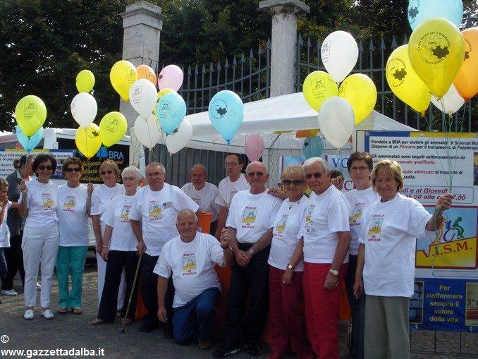 La Vism da trent'anni aiuta i malati di sclerosi multipla