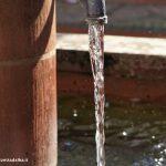 La gestione dell'acqua ha reso vivace la discussione in Consiglio
