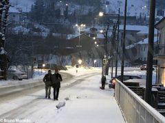La neve di marzo: le foto più belle 5