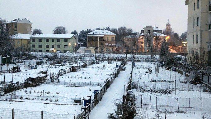La neve di marzo: le foto più belle 7