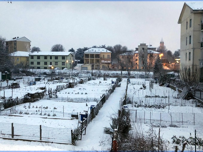 alba neve marzo 8 photo murialdo