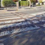 Lunedì 12 marzo partono i lavori per attraversamenti pedonali e nuovi dossi ad Alba