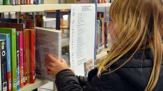 Letture animate per bambini nella biblioteca civica di Canale