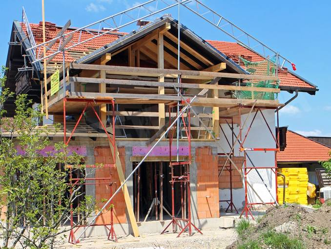 casa costruzione