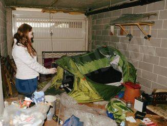 Senzatetto e tossici causano il degrado di Piana Biglini