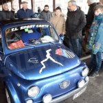"""Un centinaio di storiche Fiat 500 in città per """"61 Anni 500 – XII edizione"""""""