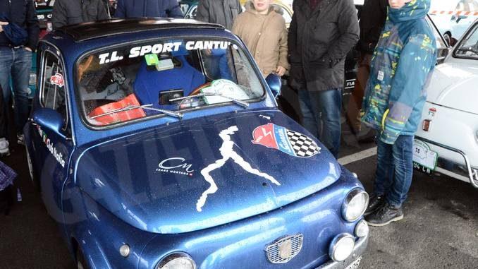 """Un centinaio di storiche Fiat 500 in città per """"61 Anni 500 - XII Edizione"""""""