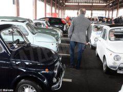 """Un centinaio di storiche Fiat 500 in città per """"61 Anni 500 - XII Edizione"""" 9"""