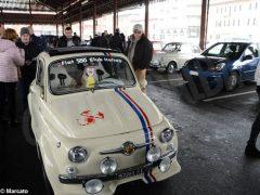 """Un centinaio di storiche Fiat 500 in città per """"61 Anni 500 - XII Edizione"""" 10"""