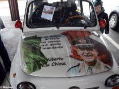 """Un centinaio di storiche Fiat 500 in città per """"61 Anni 500 - XII Edizione"""" 11"""