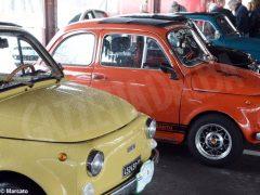 """Un centinaio di storiche Fiat 500 in città per """"61 Anni 500 - XII Edizione"""" 1"""