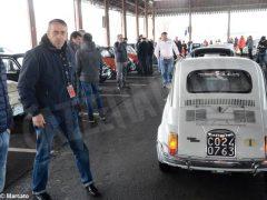 """Un centinaio di storiche Fiat 500 in città per """"61 Anni 500 - XII Edizione"""" 2"""
