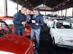 """Un centinaio di storiche Fiat 500 in città per """"61 Anni 500 - XII Edizione"""" 3"""
