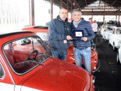 """Un centinaio di storiche Fiat 500 in città per """"61 Anni 500 - XII Edizione"""" 4"""