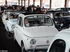 """Un centinaio di storiche Fiat 500 in città per """"61 Anni 500 - XII Edizione"""" 8"""