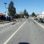 Incidente di Bra: gravissime le condizioni del Carabiniere elitrasportato a Cuneo