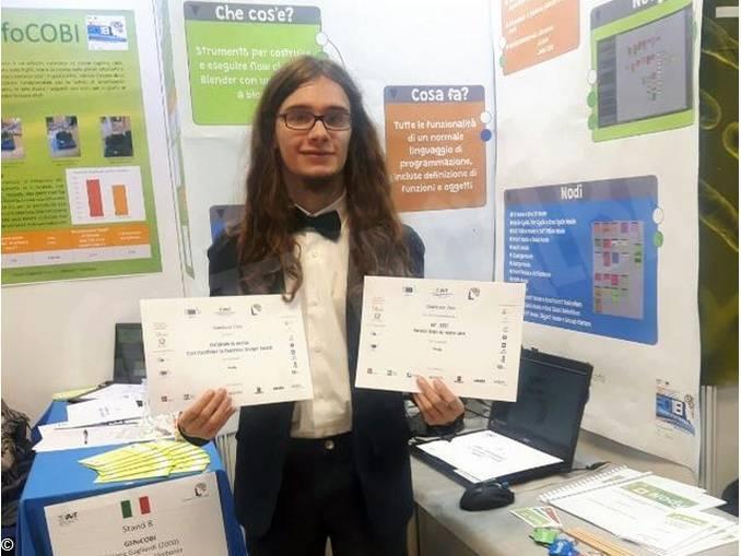 Gli studenti dello Scientifico di Alba vincono il concorso I giovani e le scienze