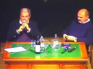 Fontanafredda: Giovanni Minoli alla Fondazione Mirafiore