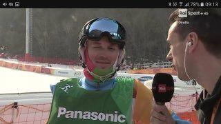 Paolo Priolo, snowboarder di Monteu, ottavo ai Giochi paralimpici 1
