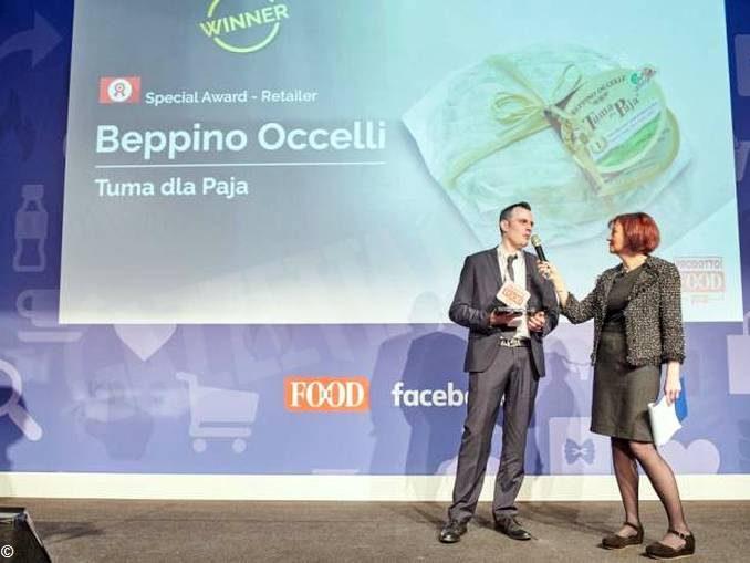 La Tuma dla paja di Occelli vince il concorso Prodotto food 2018