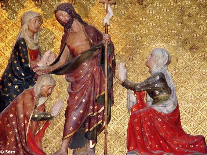 I tre verbi per chi ha fede nella risurrezione