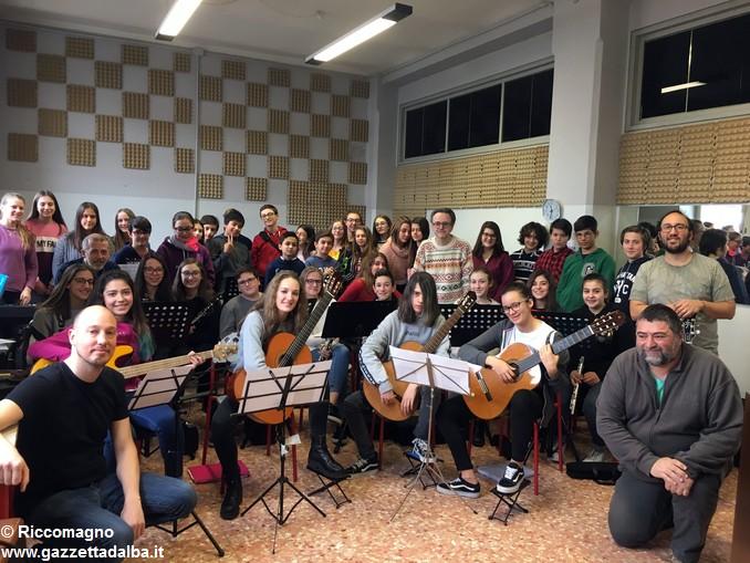scuola media Pertini Soren Bebe e Filippo Cosentino (1)