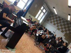 Ospite speciale alla media Pertini: il pianista danese Søren Bebe 3