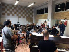 Ospite speciale alla media Pertini: il pianista danese Søren Bebe 5