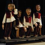 Burattinarte porta a Sinio Nadia Imperio e le sue marionette a filo