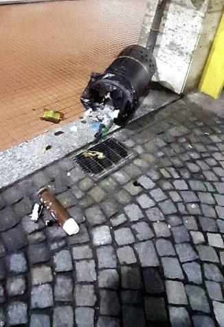 A Canale serve più senso civico contro il vandalismo 1