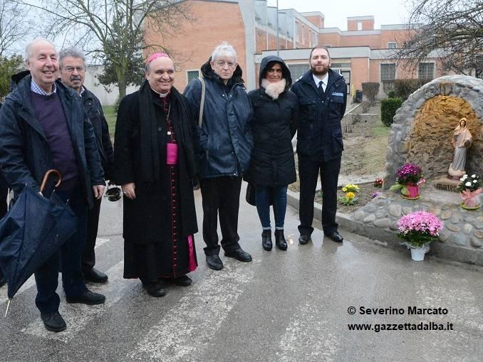 Il Vescovo Brunetti ha celebrato la Messa nel carcere di Alba