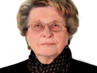 Montà in lutto per la scomparsa di Maria Costa