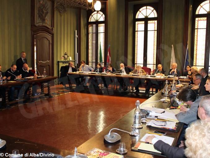Alba Consiglio comunale 27 marzo 2018