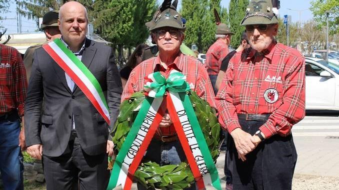 Il decimo raduno Alpini in Langa ha coinvolto anche la città di Alba