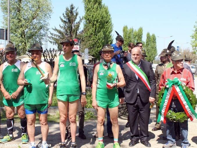 Il decimo raduno Alpini in Langa ha coinvolto anche la città di Alba 1