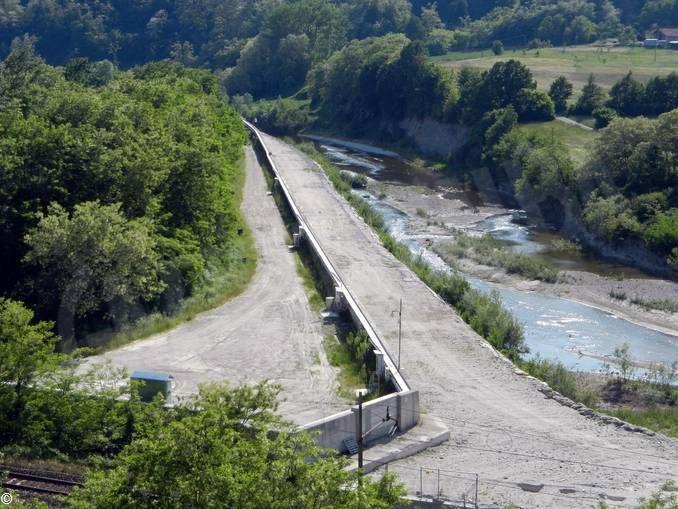 Il fiume Bormida sta meglio 1