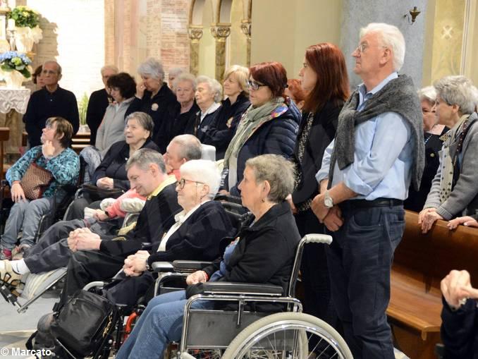 Castiglione Tinella pellegrinaggio Unitalsi e Messa (11)