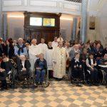 Tutte le foto del pellegrinaggio Unitalsi a Castiglione Tinella