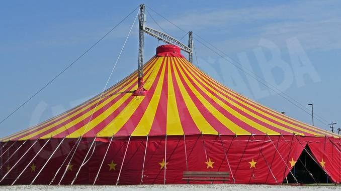 A Bra  dal 3 all'8 maggio arriva il circo Medini senza animali