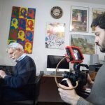 La brigata Islafran nel documentario al cinema Moretta