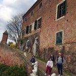 Visite narrate in costume storico nei castelli di Monticello e Monteu