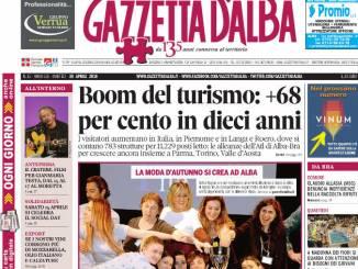 La copertina di Gazzetta in edicola martedì 10 aprile