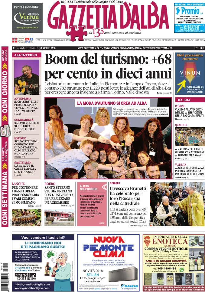 Prima_pagina_Gazzetta_dAlba_n_15-2018