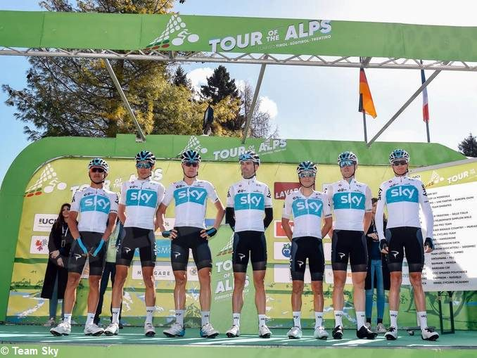 Domani, prove di Mondiale nell'ultima tappa del Tour of the Alps