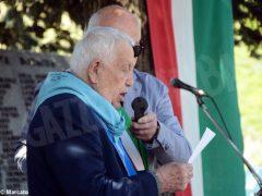 Partecipata cerimonia il raduno partigiano a Valdivilla per il 25 aprile. Le foto 9