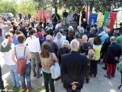 Partecipata cerimonia il raduno partigiano a Valdivilla per il 25 aprile. Le foto 3