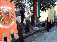 Partecipata cerimonia il raduno partigiano a Valdivilla per il 25 aprile. Le foto 4