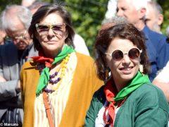 Partecipata cerimonia il raduno partigiano a Valdivilla per il 25 aprile. Le foto 5