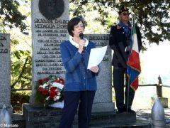 Partecipata cerimonia il raduno partigiano a Valdivilla per il 25 aprile. Le foto 6